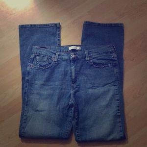 LEVI'S 515 Jeans, boot cut, EUC